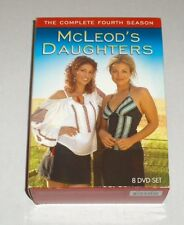 (DVD) McLeod's Daughters - Complete Season 4 / 8 DVD Set