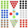 10Pc Thumbstick Grips Analog Joystick Silicone Cap Cover For PS4 XBOX Controller