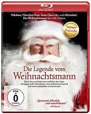 Die Legende vom Weihnachtsmann - Blu Ray - Neu u. OVP