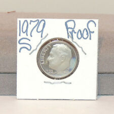 1979s Proof Roosevelt Dime 10c USA coin (11514-2c)