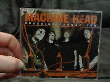 MACHINE HEAD_Crashing Around You_Used CD-s_ships from AUSTRALIA_R3