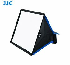 JJC RSB-L (M) Rectangle Soft Box Diffuser universal for most portable flash