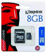 8GB SD Mobile Phone Memory Cards