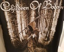 Vintage look Children Of Bodom Death Wants You Rare Shirt Metal Band Mens SZ S