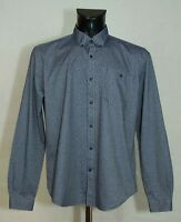 MENS BARBOUR BEACON SHIRT LONG SLEEVE COTTON SIZE L EXCL