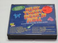 Beat, Twist & Rock'n'Roll (1990, CBS) Tokens, Roy Orbison, Christie, Ri.. [2 CD]