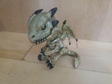 Fingerlings Untamed GOLDRUSH Golden Dragon Limited Edition Rare HTF. Works!