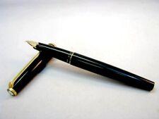 Montblanc Füllfederhalter 320 14K 585 Goldfeder Fountain Pens 70er Jahre