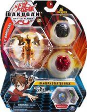 BAKUGAN Starter Pack - Aurelus Dragonoid