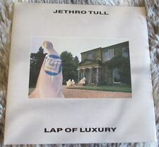 Jethro Tull Lap Of Luxury Double Vinyl Single.