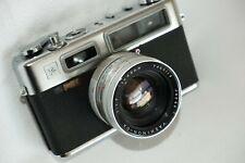 Yashica Electro 35 35mm Fotocamera A Telemetro Per Ricambi o riparazione