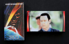 Skybox Star Trek Insurrection Widevision Trading Cards Complete 72 Card Base Set