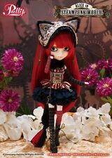 Pullip Cheshire Cat in Steampunk World Alice in Wonderland Asian Fashion Doll US