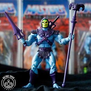 Masters Of The Universe Classics - Skeletor - 100% Komplett Complete MotU He-Man