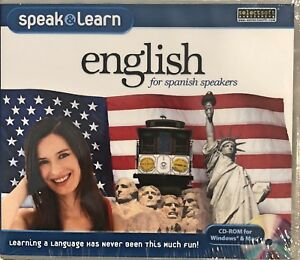 Speak & Learn English for Spanish Speakers Pc New Win10 8 7 XP Easy To Learn