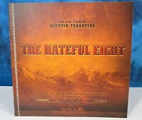 THE HATEFUL EIGHT QUENTIN TARANTINO SPECIAL ROADSHOW ENGAGEMENT 70MM PROGRAM