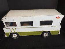 Vintage Pressed Steel Toy Tonka Winnebago Indian RV Camper