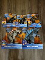 "🔥 NEW Godzilla vs Kong BATTLE ROAR 7"", 6"", 13"" GIANT MECHAGODZILLA Monsterverse"