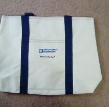 Royal Caribbean International Cruise Line Logo Tote Canvas Beach Bag