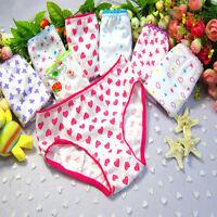 1PC Soft Children Kids Girls Floral Bottoms Panties Briefs Shorts Underwear