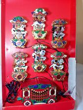 Mr. Christmas Holiday Lighted Musical Carousel IOB