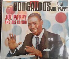 RARE salsa LP boogaloos a la JOE PAPPY AND HIS COMBO descarga caliente CHOCOLATE