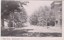 MIddleburgh,New York,Main Street,Schohare County,c.1909