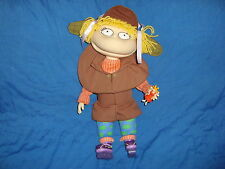 """Rugrats Angelica Roller Skating Detective Plush & PVC with arm & head Action 14"""""""