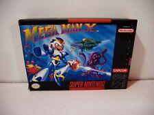 Mega Man X Nintendo Super NES SNES US