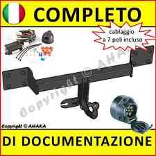 Gancio di traino estraibile BMW X5 E70 2007-2013 kit el 13 VERTICALE