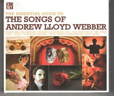 (HN253) Essential Guide to The Songs of Andrew Lloyd Webber - 2008 Boxset CDs