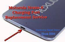 Motorola Nexus 6 Charging Port Repair Replacement Service -  Repair Since 2004