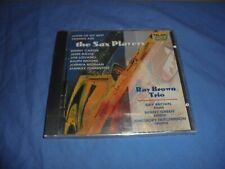 """Ray Brown Trio """"Some Of My Best Friends Are...The Sax Players"""" CD TELARC USA"""