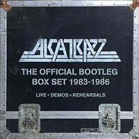 Alcatrazz - Official Bootleg Boxset 1983-1986 (Clamshell Boxset) (6CD)