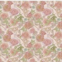 SLEEPING BEAUTY AURORA FLORAL by Springs Creative Cotton Fabric BTY