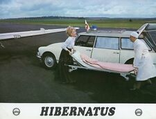 LOUIS DE FUNES CLAUDE GENSAC HIBERNATUS 1969 PHOTO D'EXPLOITATION #5 DS CITROEN