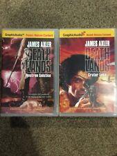 Deathlands Unabridged Audiobooks James Axler CASSETTES 3 & 4 Neutron Solstice +1