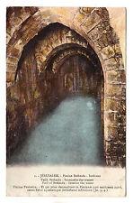 Pool Of Bethesda - Jerusalem Photo Postcard 1925
