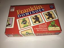 Franklin The Turtle Domino Associazione Gioco Completo Bourgeois Travicelli Nick