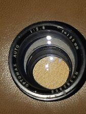 Optomax Auto 135mm F2.8 Pentax M42 mount Camera Lens