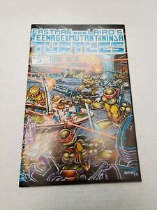 Teenage Mutant Ninja Turtles #5 1st Printing Mirage Studios 1985 Eastman & Laird