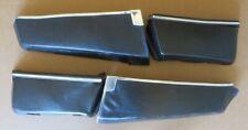 Complete Set of Four 1969-73 Porsche 911 912 Map & Folding Door Pockets