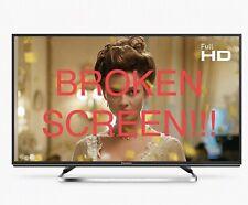 "New PANASONIC TX-40FS503B 40"" Smart HDR LED TV with ""BROKEN SCREEN"""