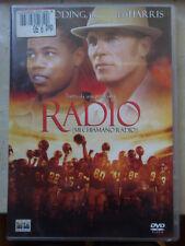 Vendo film dvd RADIO - MI CHIAMANO RADIO (lotto) FUORI CATALOGO - Cuba Gooding