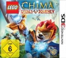 Nintendo 3DS LEGO Legends of Chima Lavals Journey OVP Neuwertig