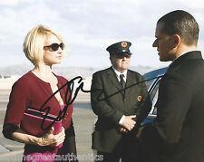 ACTRESS ELLEN BARKIN SIGNED OCEAN'S 13 8X10 PHOTO W/COA DROP DEAD GORGEOUS