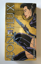 Aeon Flux Vhs 1996 Rare Adult Animated Mtv Sci-Fi Action (J)