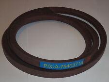 MTD YARDMAN lawnflite 754-0371A PONT LAME Courroie Pix tondeuse belt-made avec