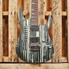 Ibanez Rare RGTHRG2 H.R. Giger Electric Guitar Excellent Condition 2006 NY City