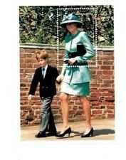 Tanzania 1997 - Princess Diana In Memorium - Stamp Souvenir Sheet - MNH